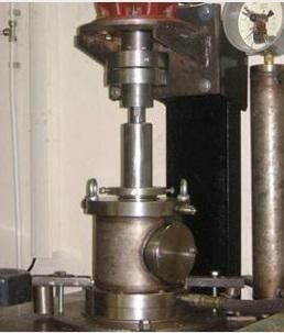 Монтаж торцового уплотнения на аппарат